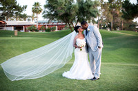 Taara & Michael at Ocotillo Golf Club (May 15, 2015)