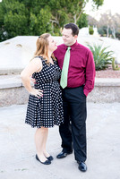 Stephanie & Richard's Engagement at Old Town Scottsdale