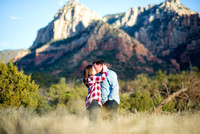 Lori & Andy's Engagement in Sedona